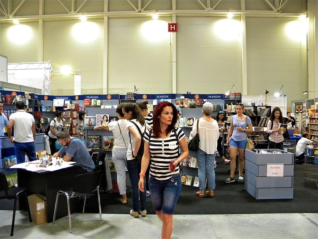 Liiceanu lectura foto Britchi Mirela wikimedia commons