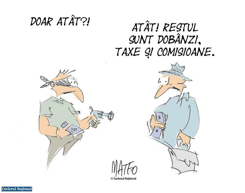 caricatura 21 august 2018