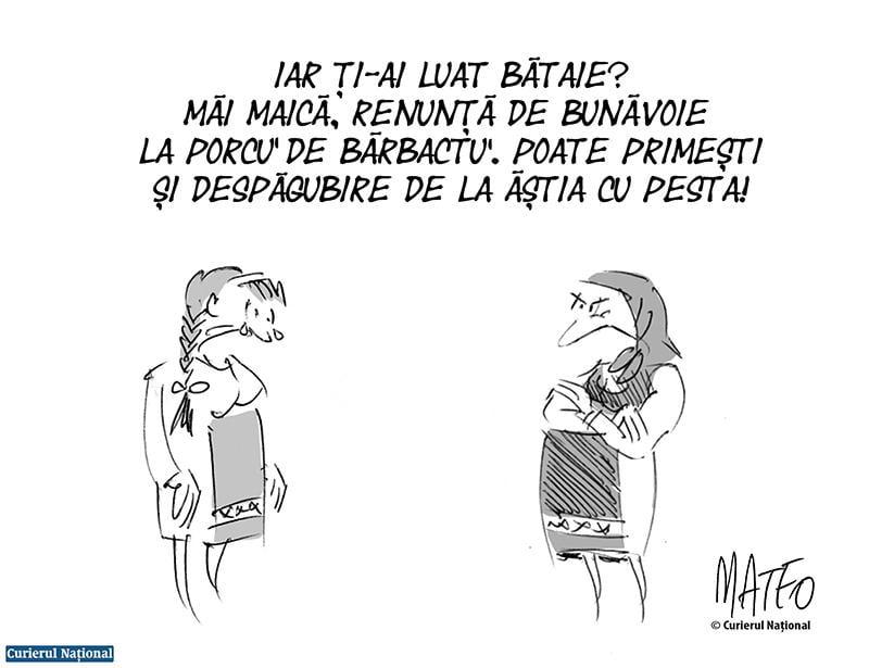 caricatura 22 august 2018