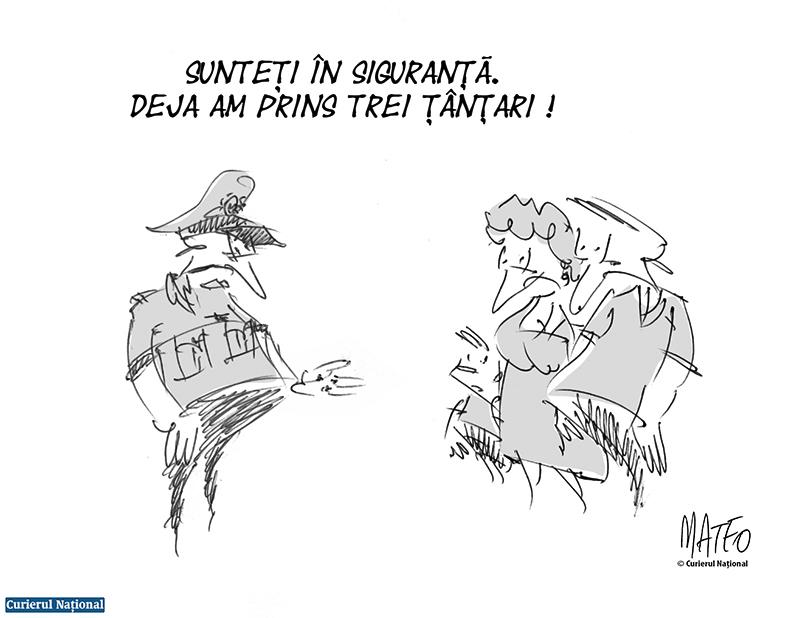 caricatura zilei 10 august