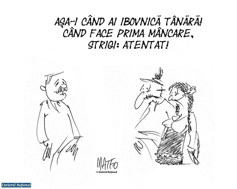 caricatura zilei 24 august 2018