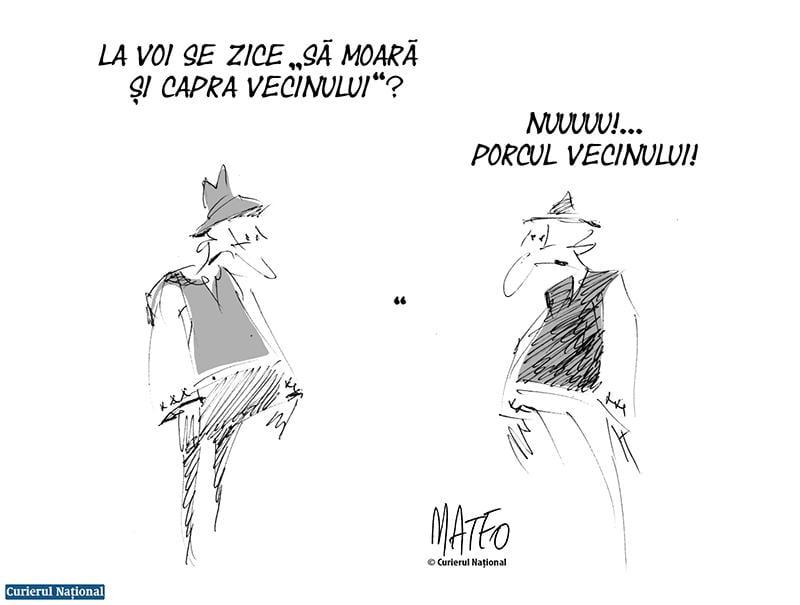caricatura zilei 4 septembrie