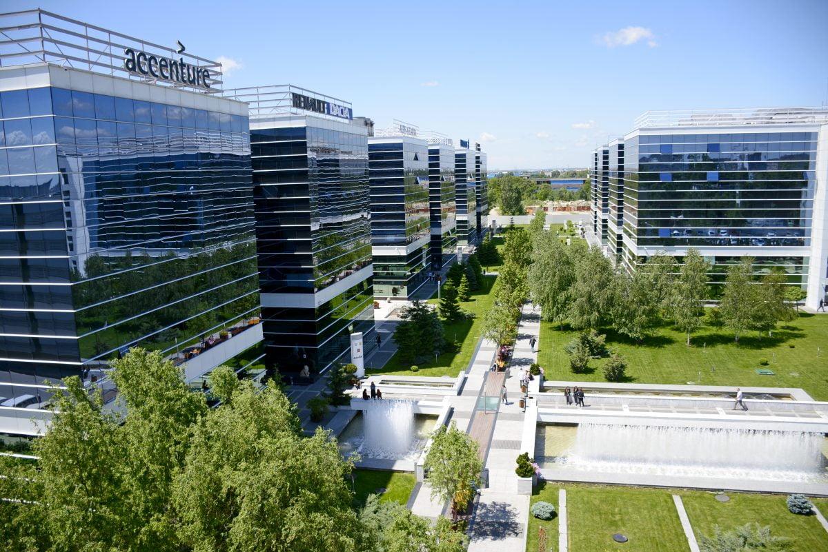 Accenture in West Gate