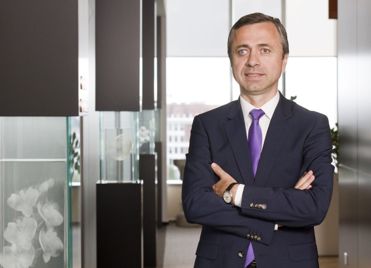 Ionut Simion - Country Managing Partner PwC