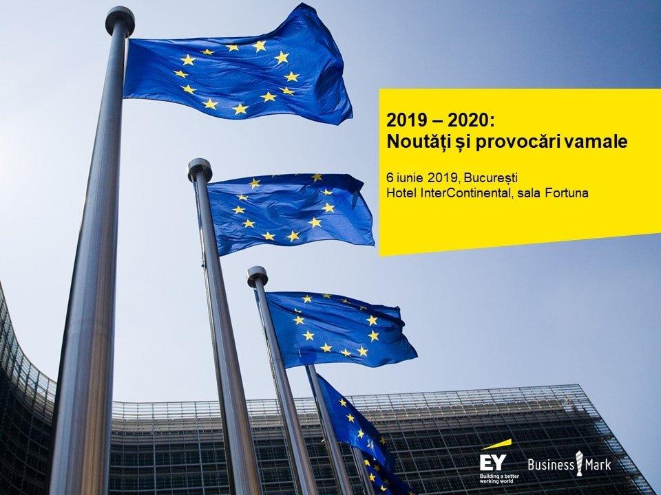 2019 - 2020 Noutati si provocari vamale