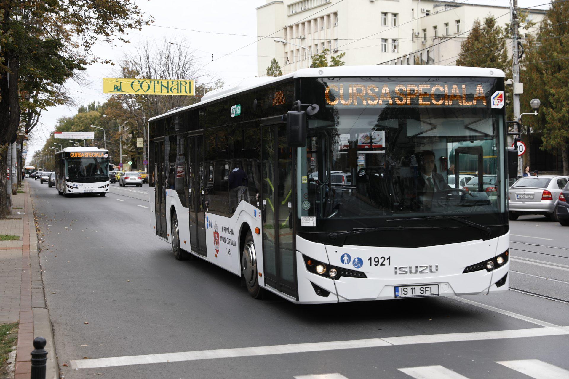 Autobuze ISUZU