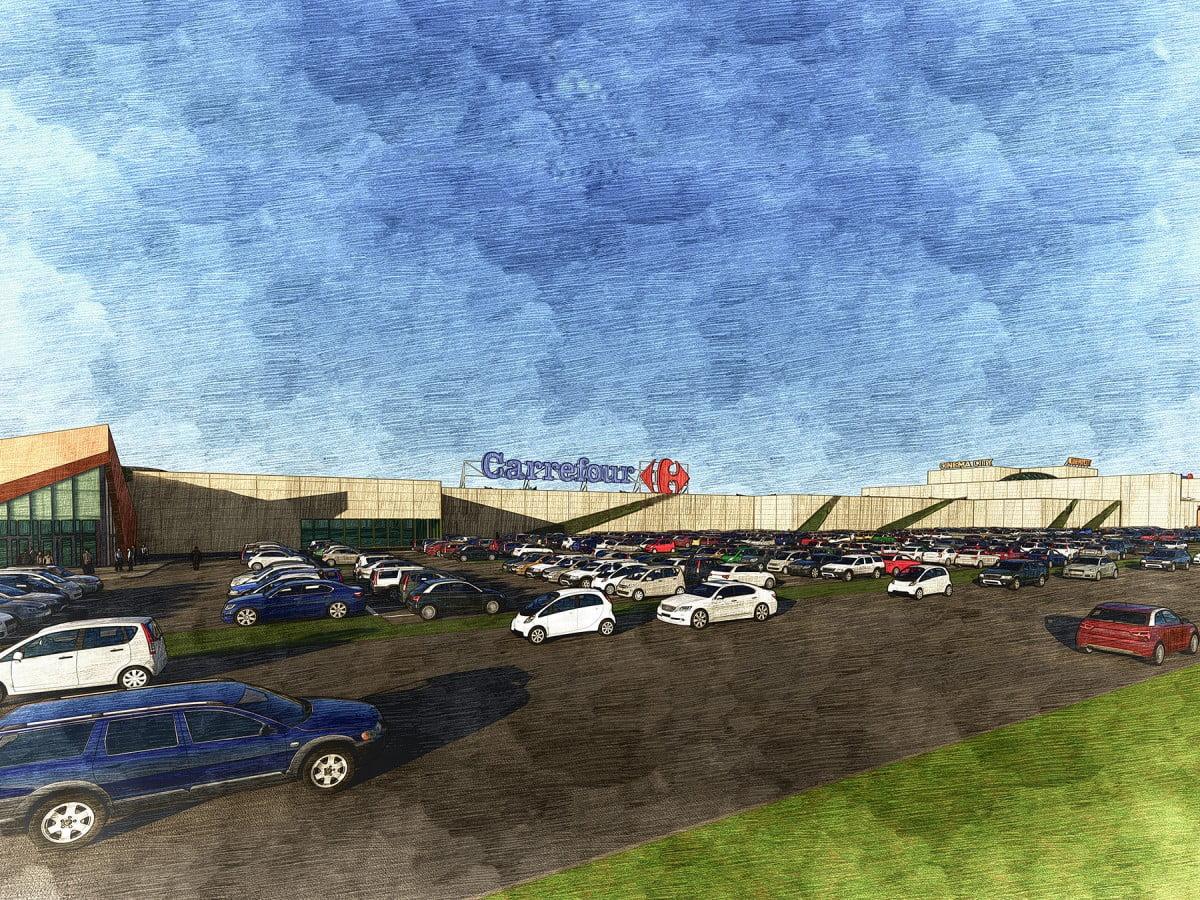 dambovita mall