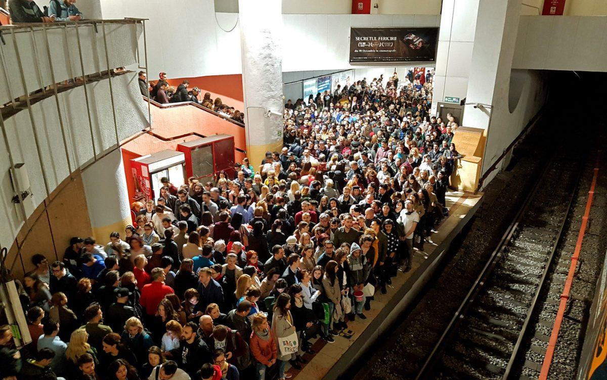 haos metrou