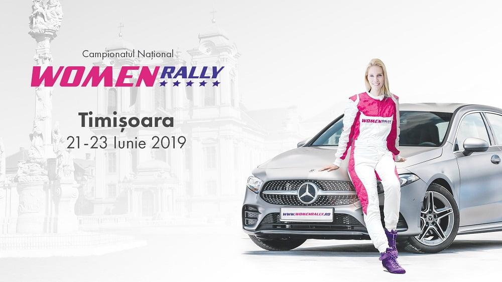 woman rally