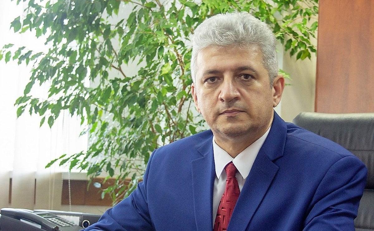 Vicepresedinte ASF_Gabriel Gradinescu