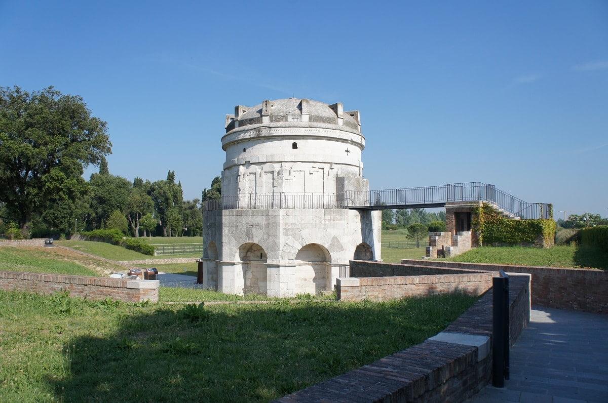 mausoleul lui theodoric din ravenna