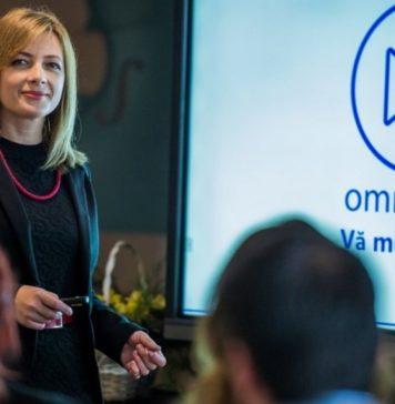 Elisa Rusu CEO Omnicredit