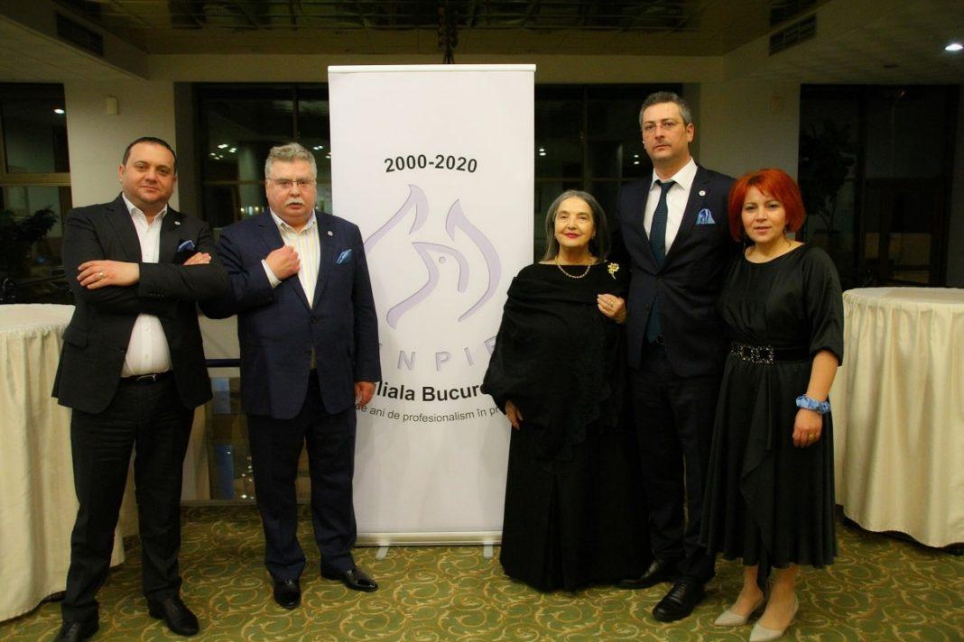 Filiala Bucuresti UNPIR 20 de ani