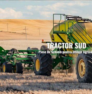 Poza Tractor sud