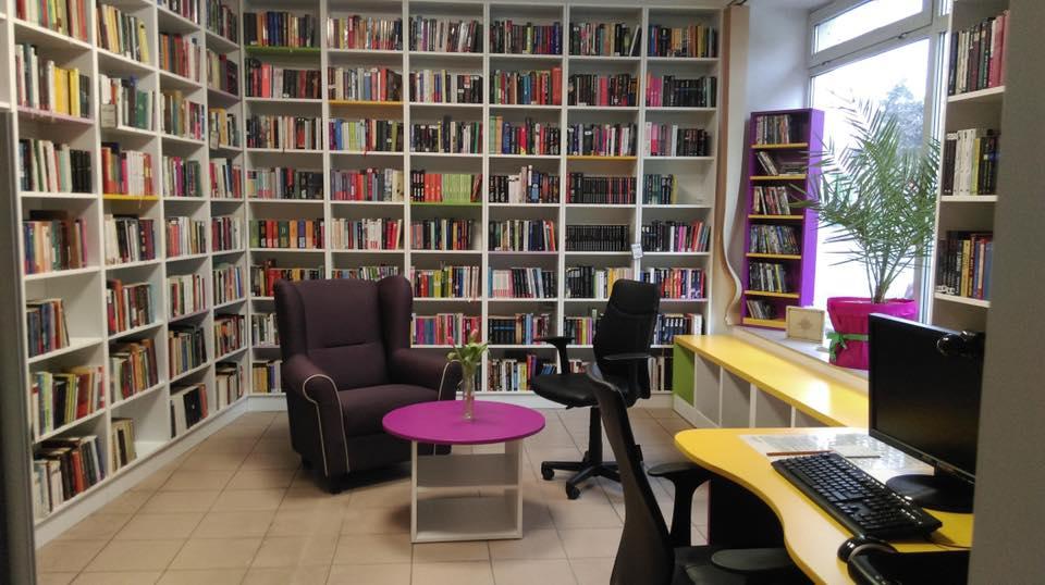 biblioteca modernizata bucuresti