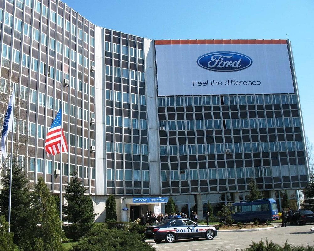 fabrica ford craiova