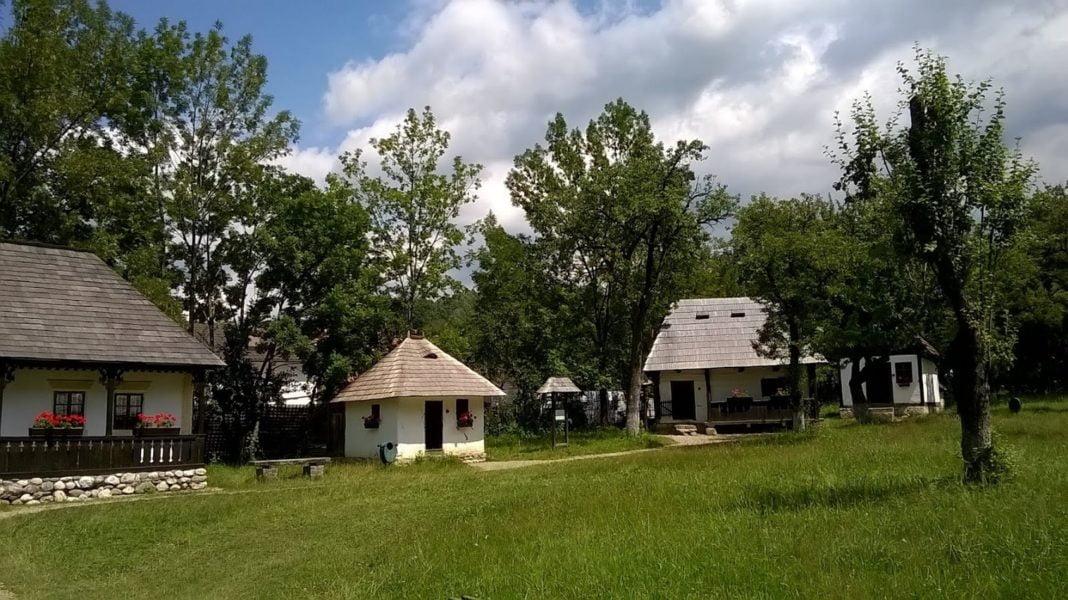muzeul satului din bran