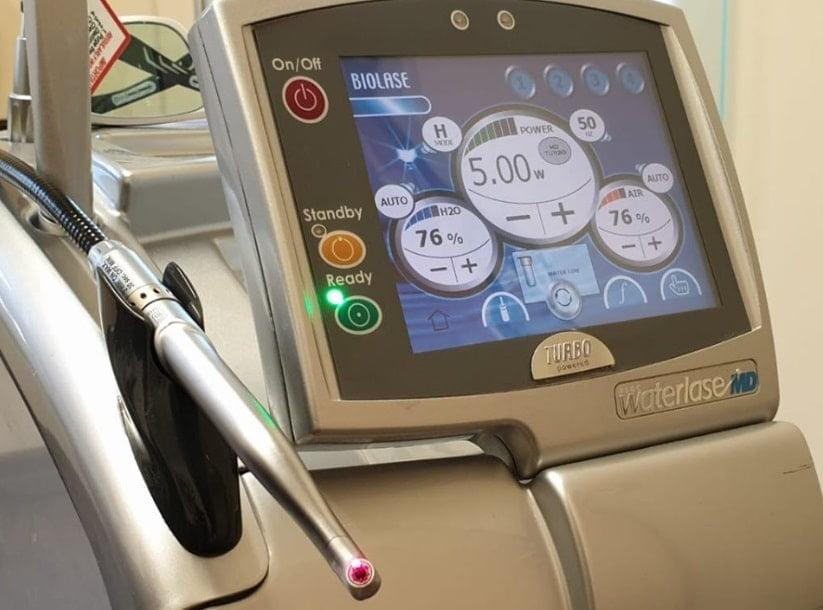 terapie laser stomatologie