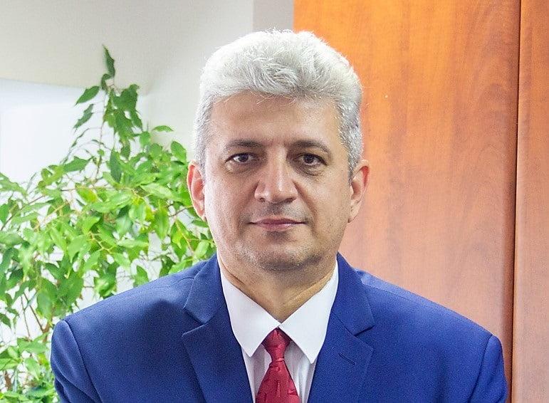 Gabriel Gradinescu - Vicepresedinte ASF