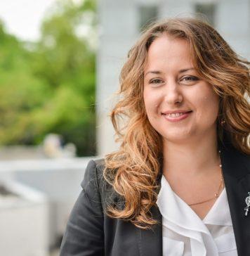 Irina Dobre Partener Audit, Deloitte Romania
