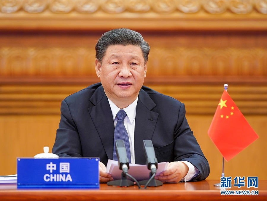 Unitatea si Cooperarea mondiala in lupta COVID-19 Xi Jinping-min