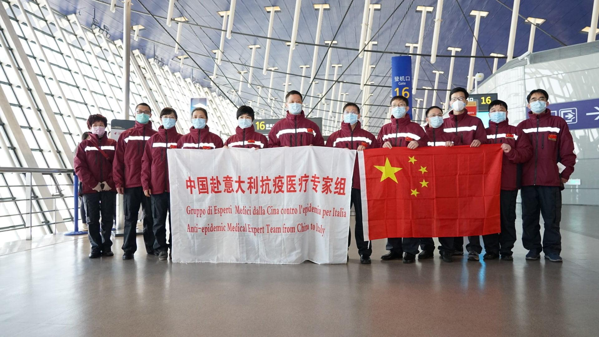 medici chinezi italia