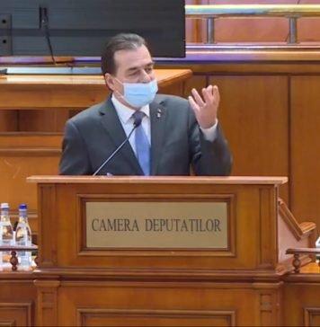 orban parlament masca