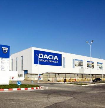 Uzina Dacia Mioveni