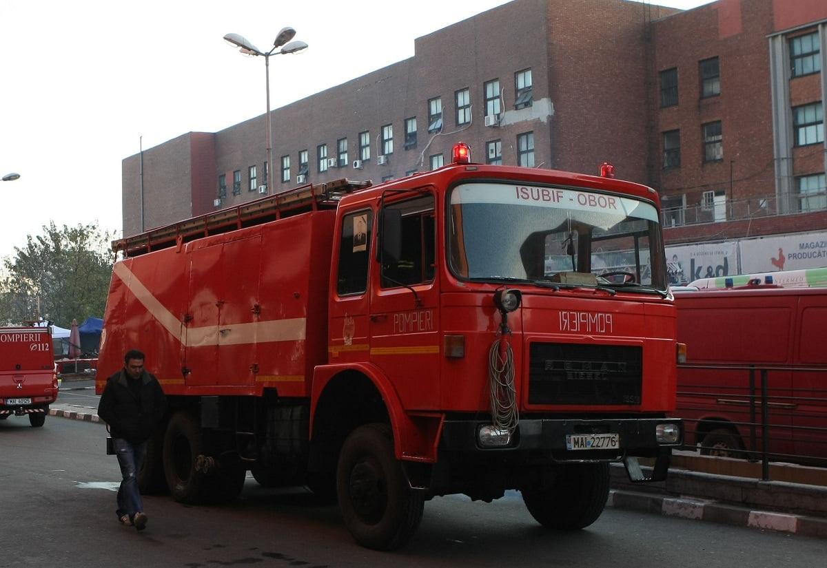 isu pompieri