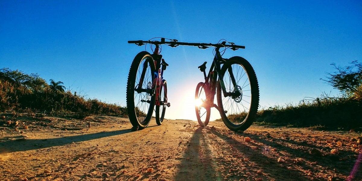 bicicleta munte