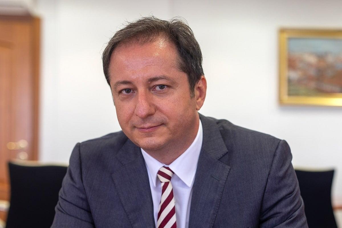 Dan Armeanu Vicepresedinte ASF