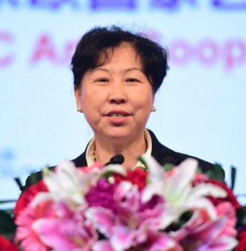 Ambasadorul Huo Yuzhen