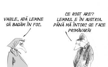 caricatura 20 ianuarie