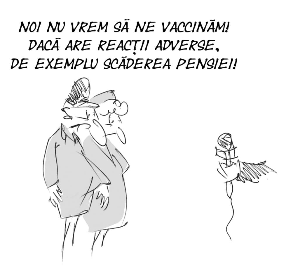 caricatura 27 ianuarie
