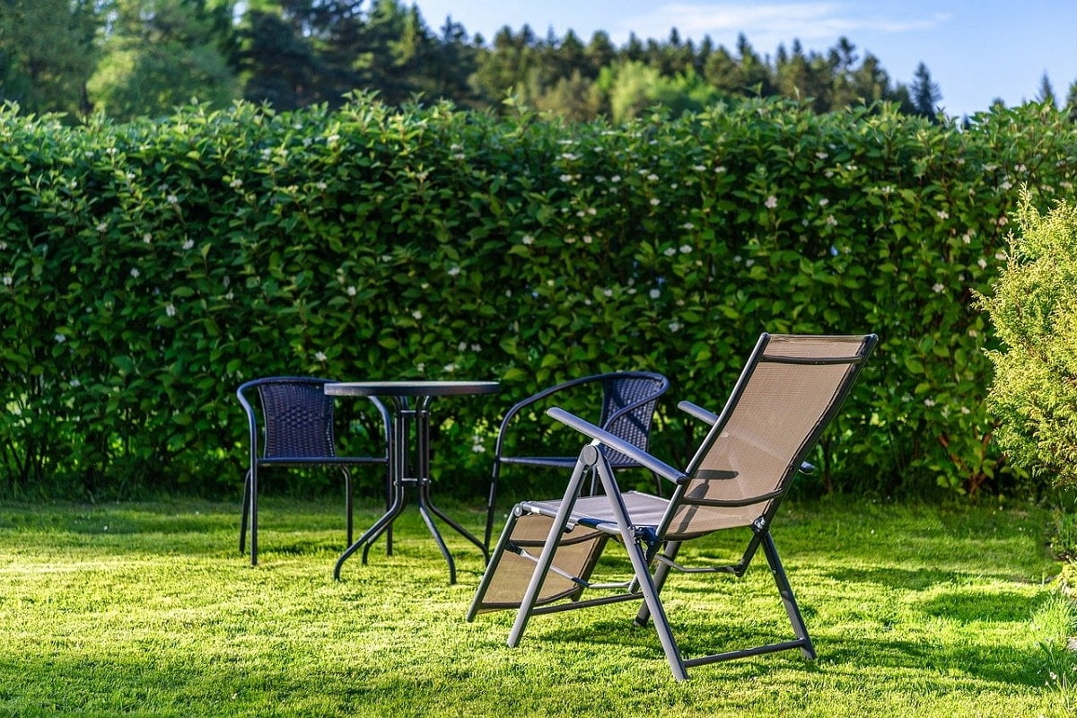 De ce ai nevoie neapărat pentru relaxare în grădină