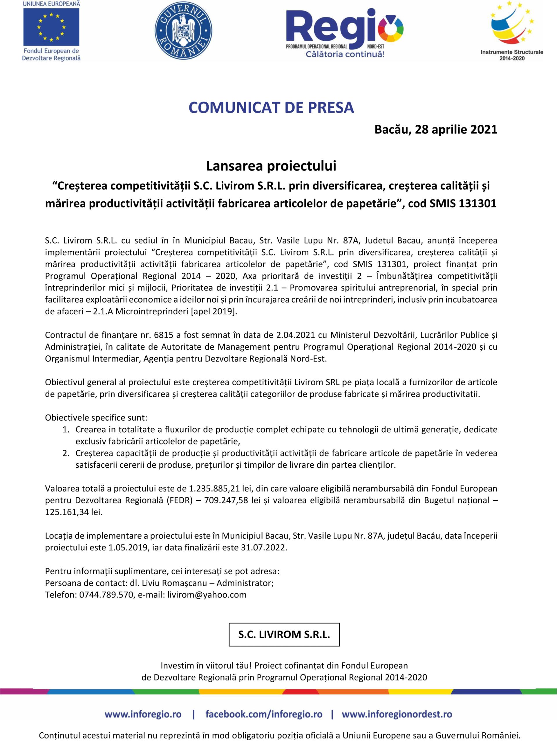 Comunicat-de-presa-Livirom-SRL_131301_Lansare-proiect