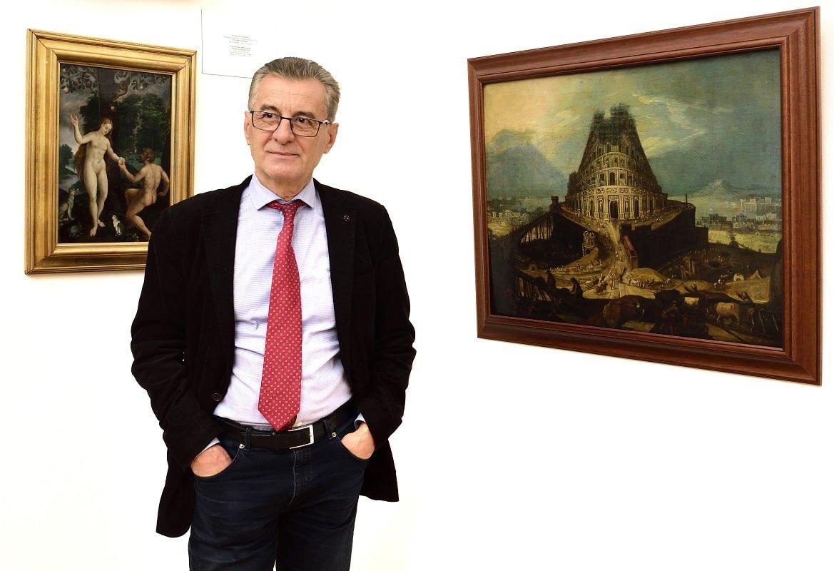 Victor Neumann MNART