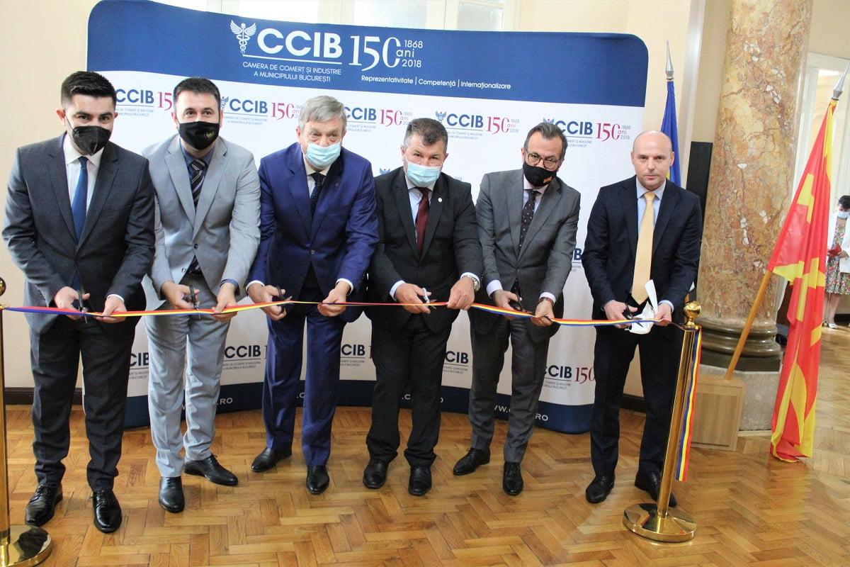 Macedonia de Nord CCIB