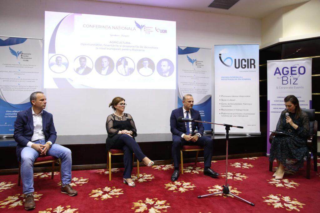 """Conferința OFA UGIR """"Investițiile private încotro?"""" – soluțiile mediului de afaceri vor fi transmise ministerelor de resort"""