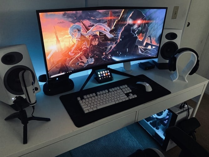 birou gaming