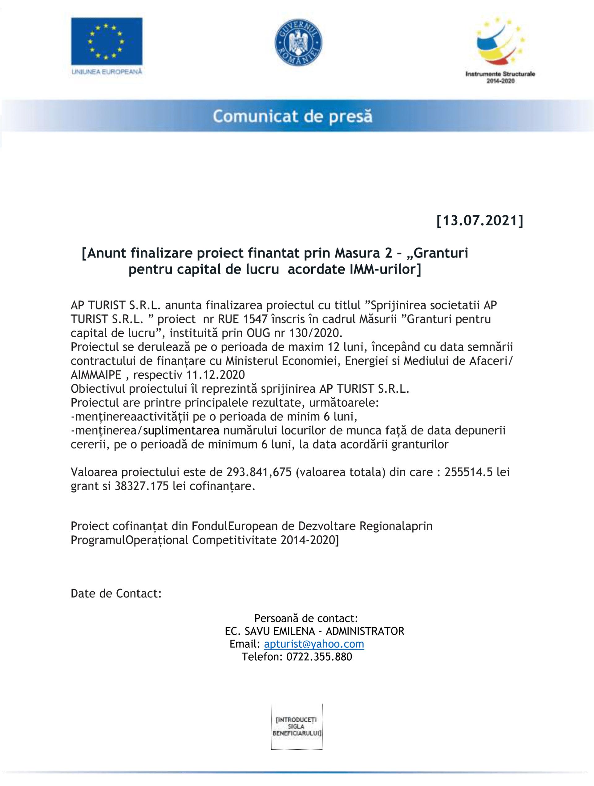 MODEL-Comunicat_de_Presa_benef-finali-AP-Turist