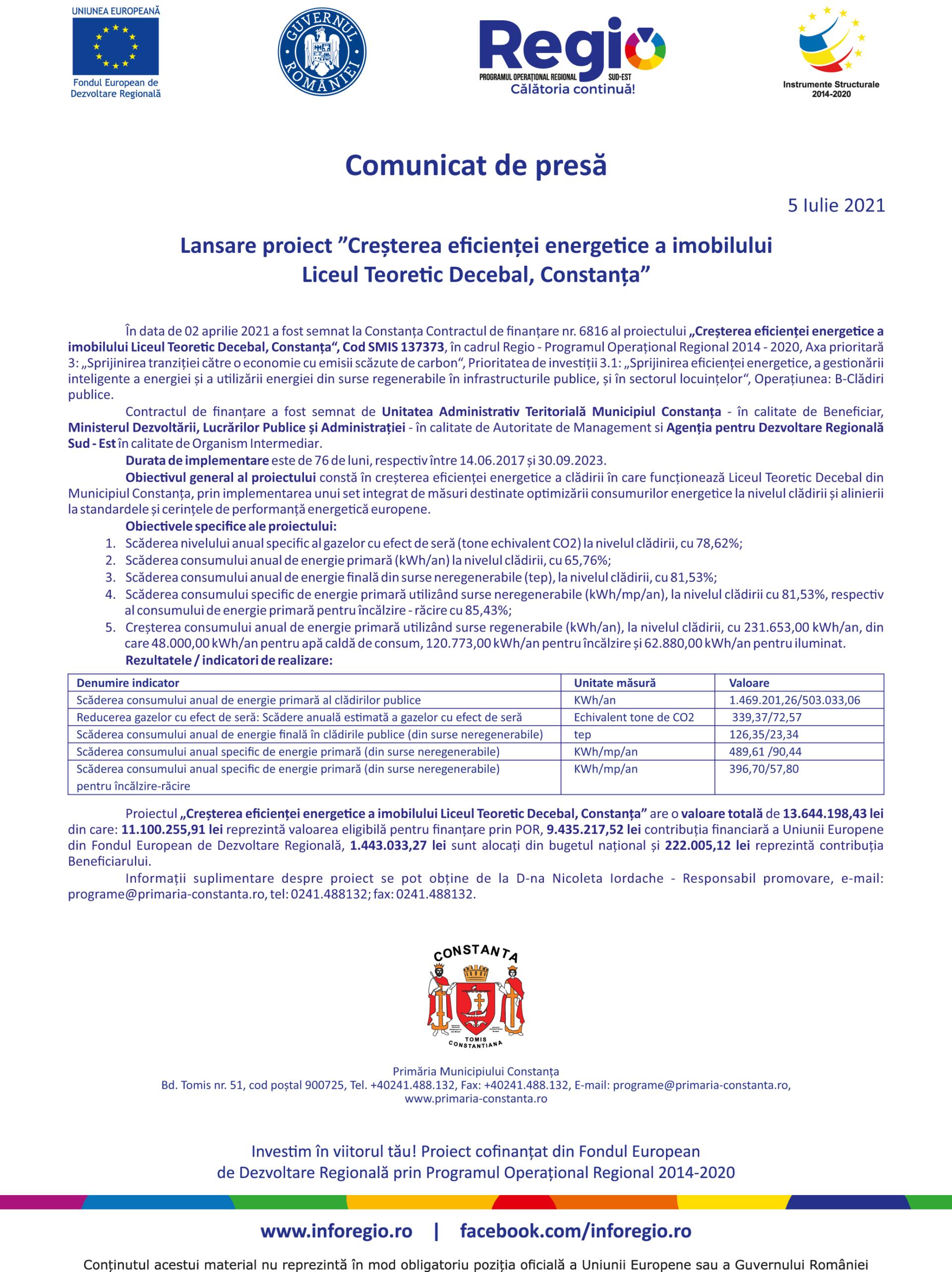 comunicat-presa-constanta-liceul-decebal-5-iulie