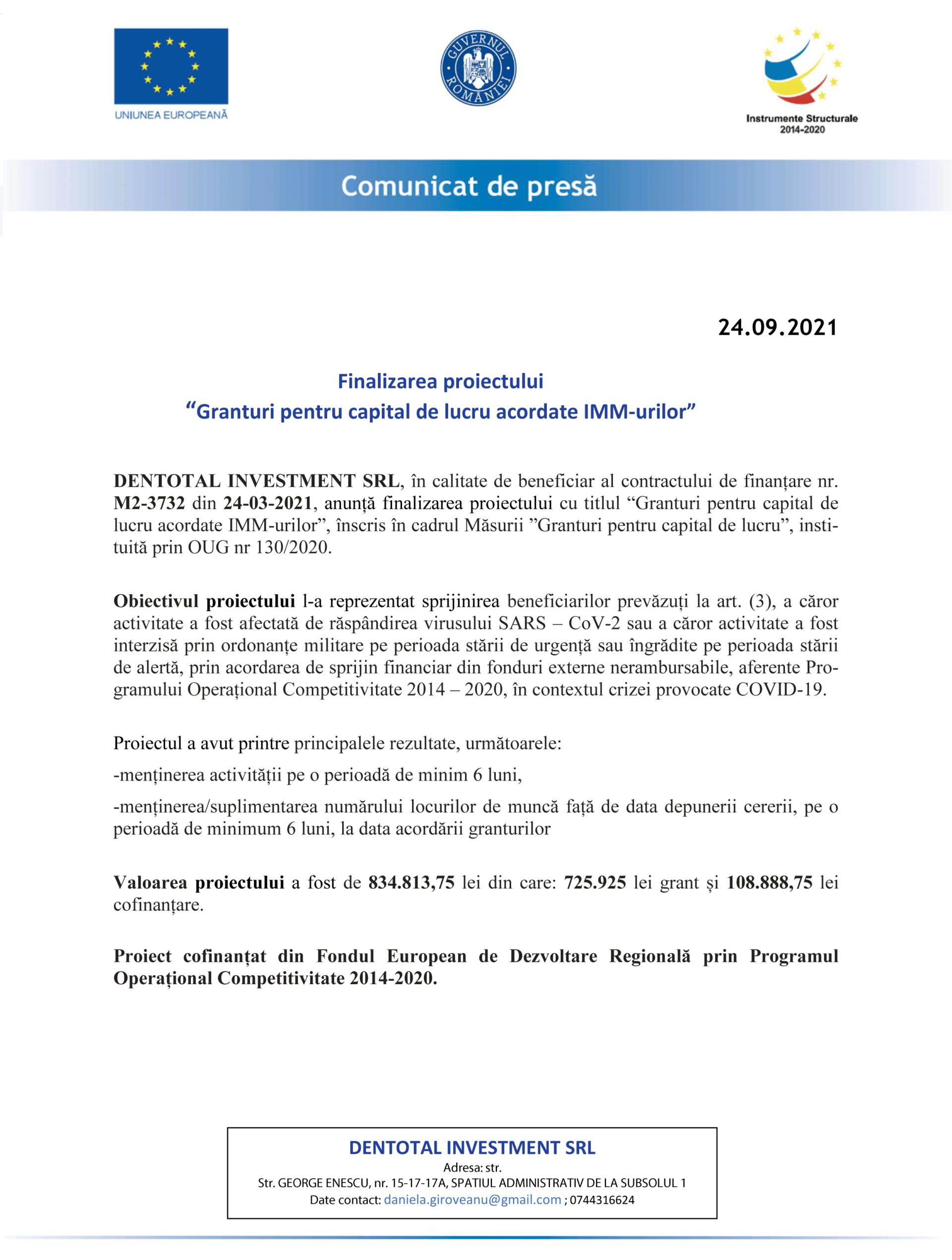 Comunicat-de-presa-finalizare-M2---DENTOTAL-INVESTMENT