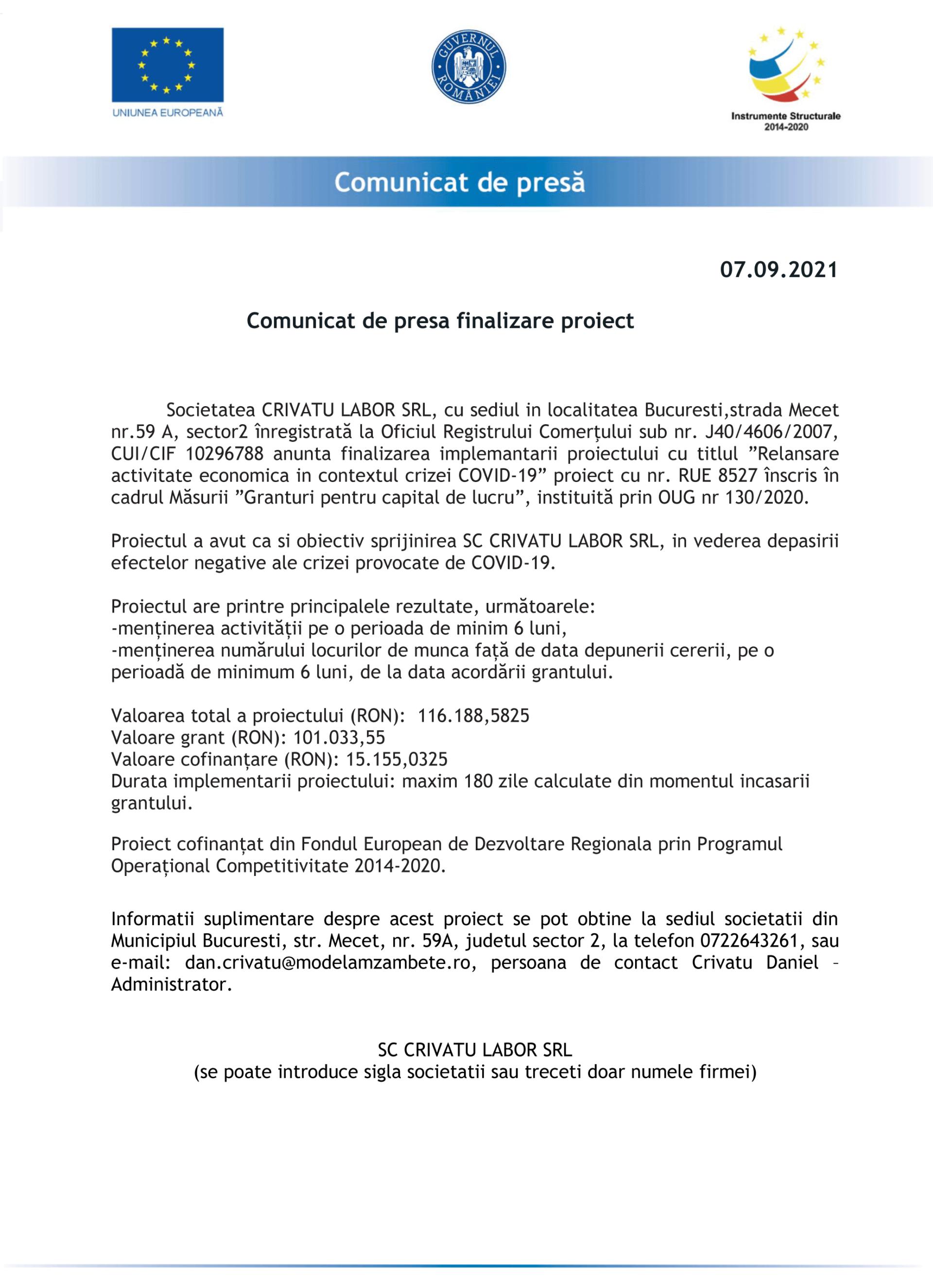 Comunicat-finalizare-proiect-(granturi)-Crivatu-Labor