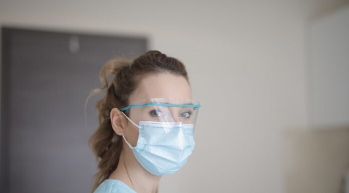 Edezinfectanti - masca 3m