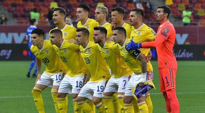Nationala Romaniei inaintea meciului cu Liechtenstein