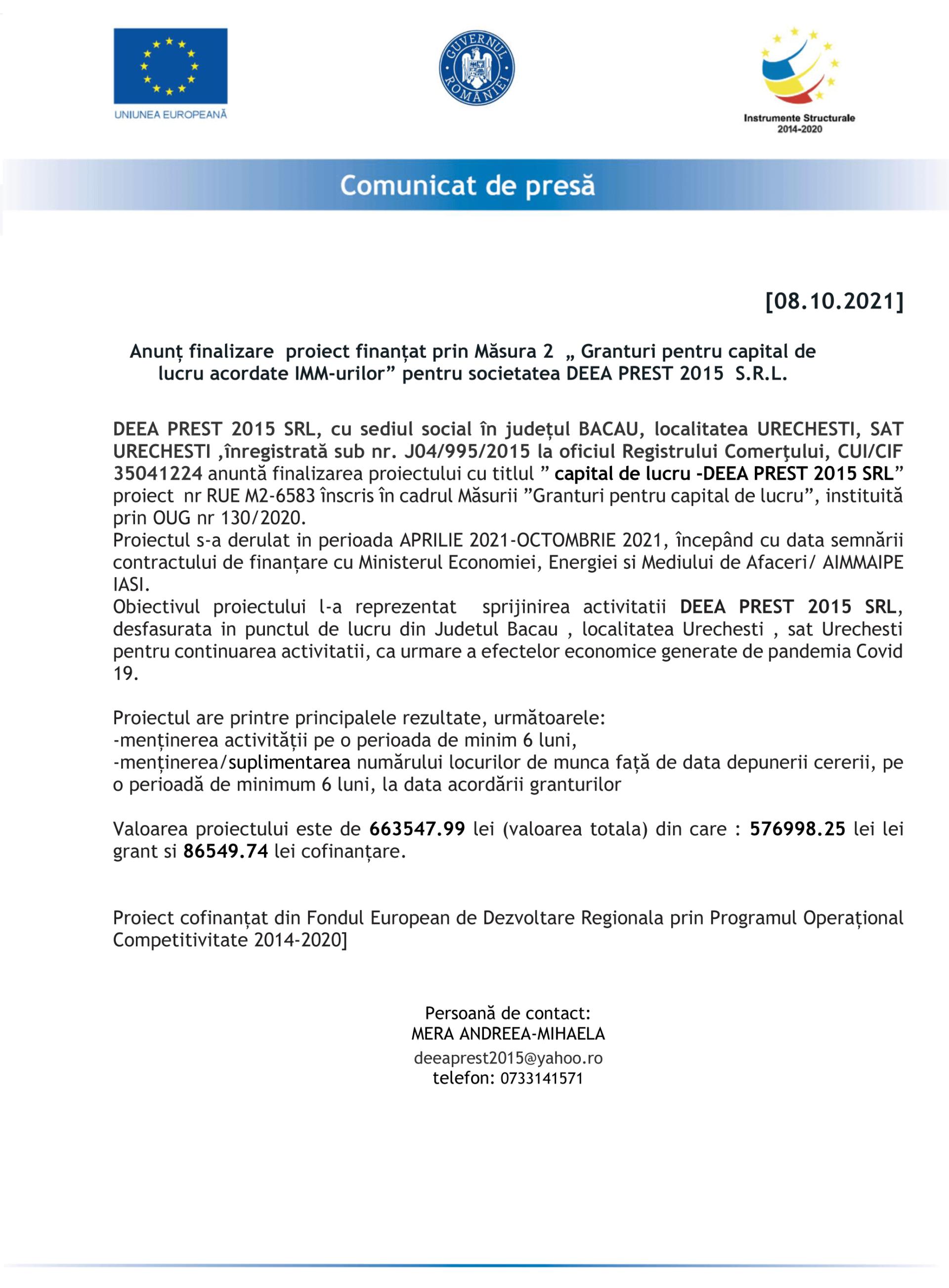 MODEL-Comunicat_de_Presa_benef-finali-DEEA-PREST